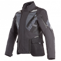 Apparel & Gear - Men's Apparel - DAINESE - Dainese GRAN TURISMO GORE-TEX JACKET: Black/Ebony
