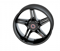 BST Wheels - BST RAPID TEK 5 SPLIT SPOKE WHEEL SET [6.0' REAR]: Suzuki Hayabusa ABS '13-'20 - Image 9