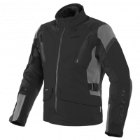 Apparel & Gear - Men's Apparel - DAINESE - Dainese TONALE D-DRY JACKET - BLACK/EBONY/BLACK
