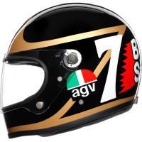 Helmets & Accessories - Helmets - AGV - AGV Legends X3000 Limited Edition Helmet: Barry Sheene