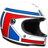 Apparel & Gear - Helmets & Accessories - AGV - AGV Legends X3000 Helmet - Lucky