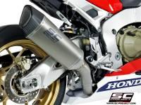 SC Project - SC Project SC1-R Exhaust: Honda CBR1000RR/SP '17-'19