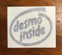Stickers - Desmo Inside Sticker