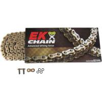 EK Chains - EK CHAIN 525 MVXZ2 X 120 [Gold Color]