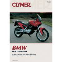 Books & Repair Manuals - CLYMER Manuals - CLYMER Motorcycle Repair Manual — BMW F650, F650ST