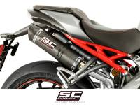 SC Project - SC Project GP-Tech Carbon Exhaust: Triumph Speed Triple R/S/RS
