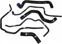Parts - Engine & Performance - Samco Sport - Samco Radiator Hose Kit: Triumph Speed Triple 765 RS/S