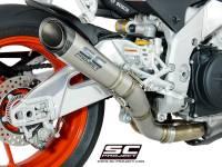 Parts - Exhaust - SC Project - SC Project S1 Exhaust: Aprilla Tuono V4 1100 Factory/RR