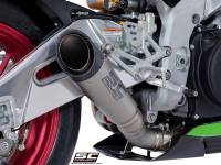 Parts - Exhaust - SC Project - SC Project S1 Slip-on Exhaust: Aprilla RSV4 RF/RR, Tuono V4 1100 Factory/RR