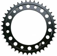 Drive Train - Rear Sprockets - Driven - DRIVEN Aluminum 520 Pitch 40T Rear Sprocket: Honda CBR600RR '04-'07
