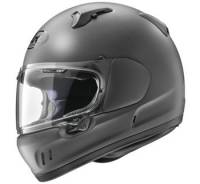 Apparel & Gear - Helmets & Accessories - Arai - Arai Defiant-X Helmet [Gun Metallic Frost]