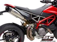 SC Project - SC Project SC1-M Exhaust: Ducati Hypermotard 950/SP