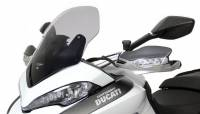 MRA Motorcycle Windshields - MRA TouringScreen Windshield: Ducati Multistrada 1200 '15-'17, Enduro '16-'18