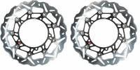 Parts - Brake - Braking - Braking SK2 Front Rotors: Yamaha R6 '05-'16, FZ8 '10-'13