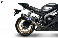 Termignoni - Termignoni Relevance Full Exhaust: Yamaha R6 '06-'19