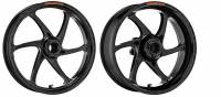 OZ Wheels - OZ Gass RS-A Wheels - OZ Motorbike - OZ Motorbike GASS RS-A Forged Aluminum Wheel Set: Aprilia RSV4 / Tuono V4