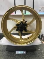 OZ Motorbike - OZ Motorbike GASS RS-A Forged Aluminum Wheel Set: Aprilia RSV 1000/R/ Factory, Tuono 1000R - Image 14