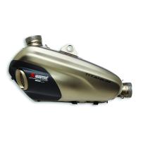 Exhaust - Slip-Ons - Akrapovic - Akrapovic Titanium Slip-On Exhaust: Ducati Streetfighter V4/S