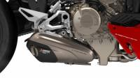 Exhaust - Slip-Ons - Akrapovic - Akrapovic Titanium Slip-On Exhaust: Ducati Streetfighter V4/S