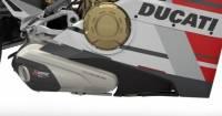 Exhaust - Slip-Ons - Akrapovic - Akrapovic Titanium Slip-On Exhaust System: Ducati Panigale V4/S/R
