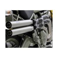 Parts - Exhaust - Motocorse - Motocorse Evoluzione Titanium Full Exhaust: Ducati Scrambler 803