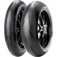 Pirelli - Pirelli Diablo Supercorsa SP V2 Tire Set: Ducati Panigale V4/S/R, SF V4
