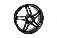 BST Wheels - BST Rapid Tek Carbon Fiber 5 Split Spoke Wheel Set: Ducati Panigale 1199-1299-V4-V2, SF V4 - Image 3