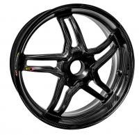 """BST Wheels - BST RAPID TEK 5 SPLIT SPOKE WHEEL SET [6"""" REAR]: MV Agusta F4 1000, Brutale 1078 '10+ - Image 3"""