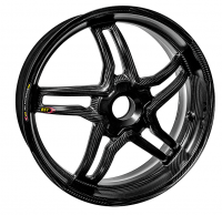 "BST Wheels - BST RAPID TEK 5 SPLIT SPOKE WHEEL SET [5.5"" REAR]: DUCATI 848/SF, MONSTER 796-1100, HYPERMOTARD, MONSTER S4RS, S4R - Image 3"