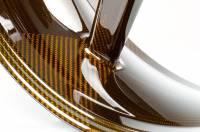 "BST Wheels - BST Rapid Tek Carbon Fiber 5 Split Spoke Wheel Set [6.0"" Rear]: BMW S1000RR '20+ - Image 10"