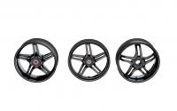 "BST Wheels - BST Rapid Tek Carbon Fiber 5 Split Spoke Wheel Set [6.0"" Rear]: BMW S1000RR '20+ - Image 6"
