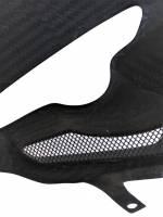 CDT - Shift Tech/CDT  Pre Preg CF Nose Fairing: 1098 / 1198 / 848: Matte Finish, New/Imperfect [Clearance item / No return] Easy Fix! - Image 4