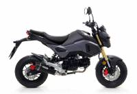 Exhaust - Full Systems - Arrow - Arrow X-Kone Exhaust with Racing Header: Honda Grom '16-'19