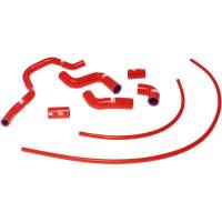 Engine & Performance - Engine Cooling - Samco Sport - SAMCO Silicone Coolant Hose Kit: Aprilla RSV4 RR/RF/Factory