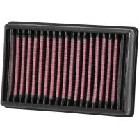 K&N - K&N High-Flow Air Filter: BMW R1250GS, R1200GS
