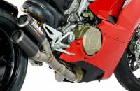 Exhaust - Mid Pipes - SC Project - SC Project CR-T 1:2 Exhaust: Ducati Panigale V4/S/R