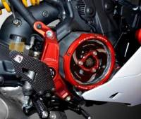 Ducabike - Ducabike Clear Clutch Case Cover For Wet Clutch: Ducati HYM- HPS 821 [2015 only], 939 / Monster 821 / Supersport 939 - Image 26