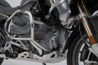 SW-Motech - SW-Motech Stainless Steel Crash Bars Engine Guards: BMW R1250GS / Adventure, R1250R '19+