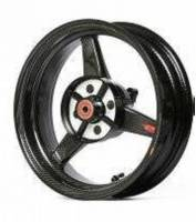 "BST Wheels - BST 3 Spoke Rear Wheel: 3.5"" X 12"" : Honda Grom 125 - Image 1"