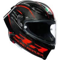 AGV - AGV Pista GP RR Performance Helmet: Carbon/Red