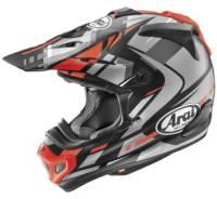 Arai - Arai VX-Pro4 Bogle [Red] Helmet (XL Only)