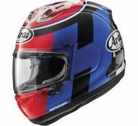 Arai - Arai Corsair-X Haslam Helmet Blue