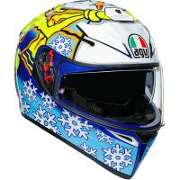 AGV - AGV K3 SV Rossi Winter Test 2016 Helmet