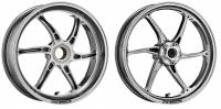 Wheels & Tires - OZ Wheels - OZ Motorbike - OZ Motorbike Replica SBK Forged Aluminum Wheel Set: Ducati Panigale 1199-1299-V4-V2, SF V4