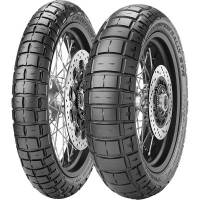 Wheels & Tires - Tires - Pirelli - Pirelli Scorpin Rally STR Dual Sport Tire Set: BMW F850GS