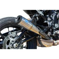 S&S CYCLE - S&S Cycle Grand National Slip-On Muffler: Indian FTR 1200/S