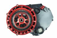 "STM - STM EVO-GP Slipper Clutch Kit ""Including Billet Crankcase Cover"" : Ducati X Diavel"