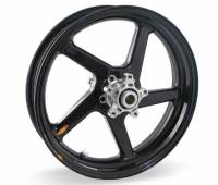 "BST Wheels - 5 Spoke Wheels - BST Wheels - BST Diamond Tek ""H"" Series Higher Impact Resistance Front Wheel [3.5"" X 16""]: Suzuki GSX-R 1000 '05-'08"