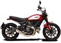 HP Corse - HP Corse Hydroform Slip-On Exhaust System:  Scrambler 800