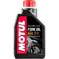 Motul - Motul Factory Line Fork Oil 5wt 1 Liter Bottle